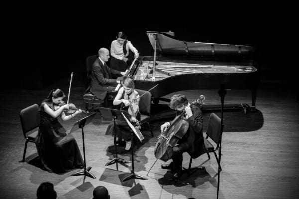 South Carolina Chamber Music Festival performances in 2015