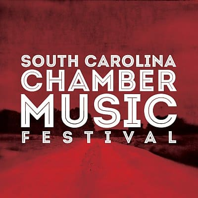South Carolina Chamber Music Festival Red logo