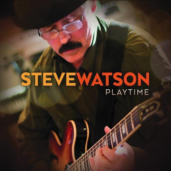Steve Watson, jazz guitar
