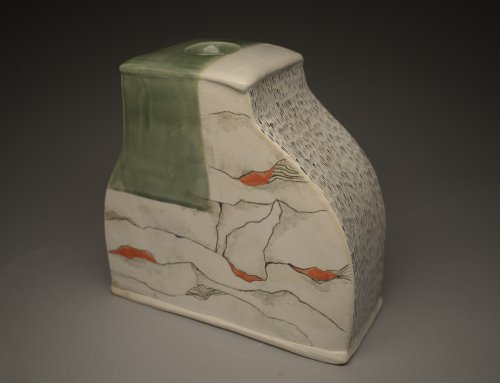 Kelly King Landscape Vessel