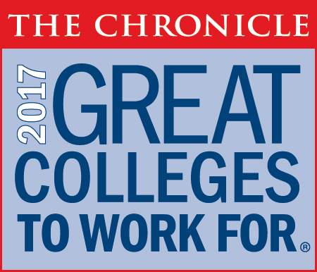 "FMU once again recognized as a ""Great College to Work For"""