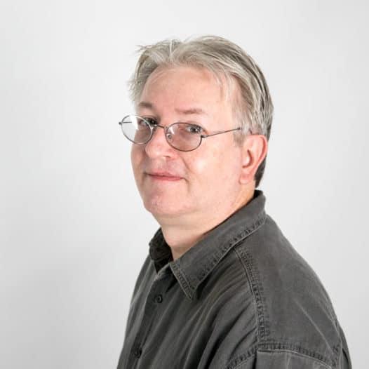 Photo of Greg Frye