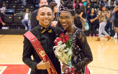 FMU crowns 2017 Homecoming king and queen