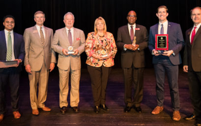 Francis Marion presents alumni awards