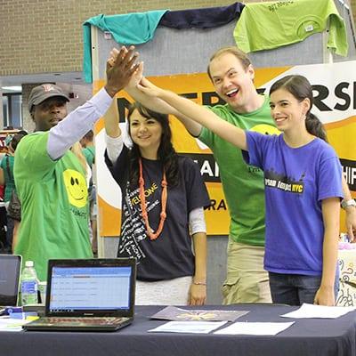 2017 Student Activities Fair