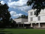 McNair Science Building Chapman Auditorium Exterior