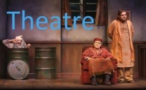 Fine Arts - University Theatre - Euripides' The Bacchae Dr. L. Dawn Larsen, director @ Fine Arts Theatre, Hyman Fine Arts Center | Florence | South Carolina | United States