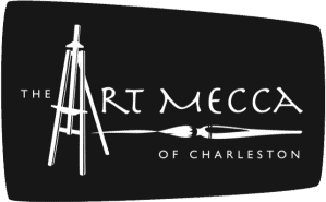 Logo of The Art Mecca located in Charleston