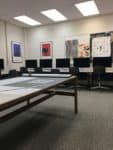 FMU Graphic Design Classroom
