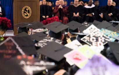 Sheheen to Francis Marion University graduates: be courageous