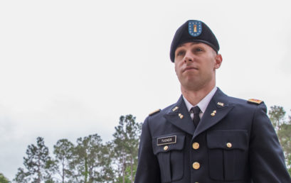 True Patriots: two FMU grads will start their careers as officers