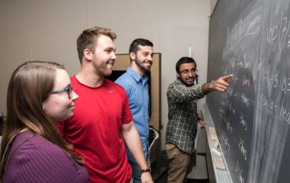 FMU graduates inaugural Industrial Engineering class