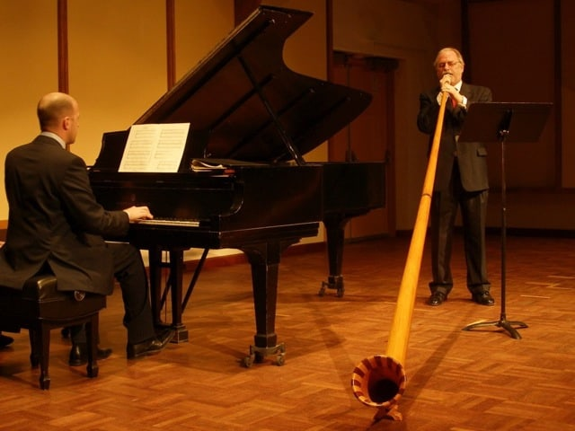 Kassab Recital Hall Performance