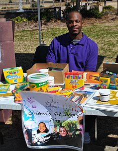 Children's Art Supply Drive