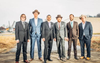 Grammy Award-winning Steep Canyon Rangers to take the stage at FMU PAC
