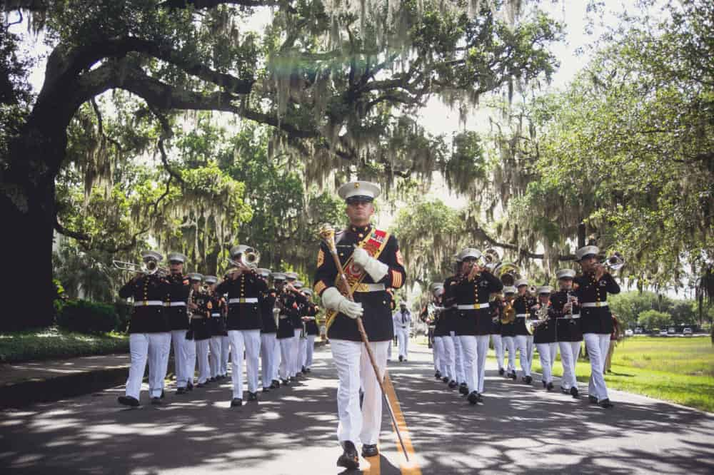 Parris Island Marine Band to perform at FMU PAC