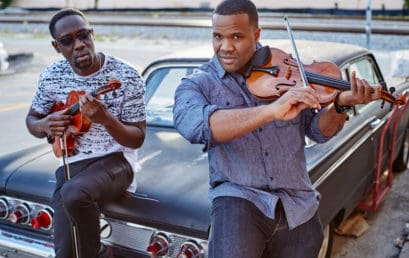 Black Violin's 'Classical Boom' coming to the FMU PAC