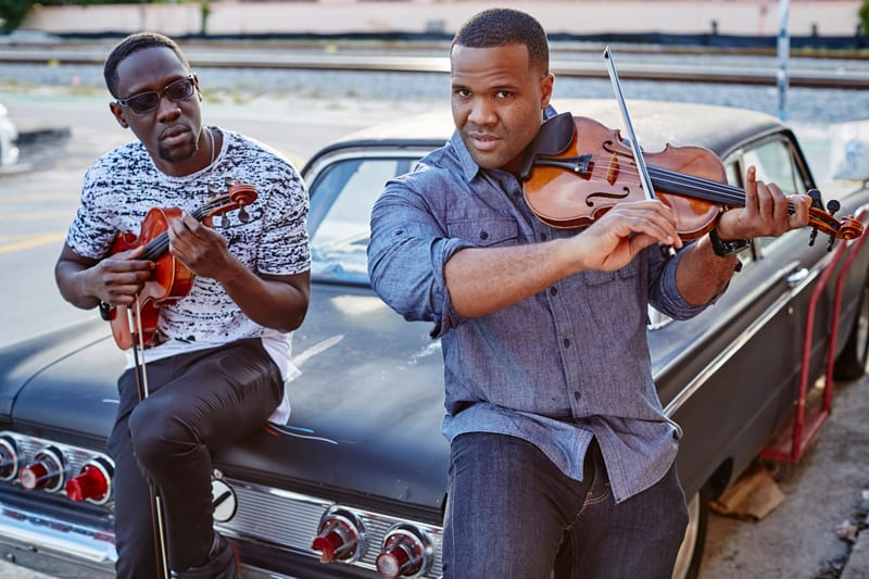 Black Violin's 'Classical Boom' coming to to the FMU PAC