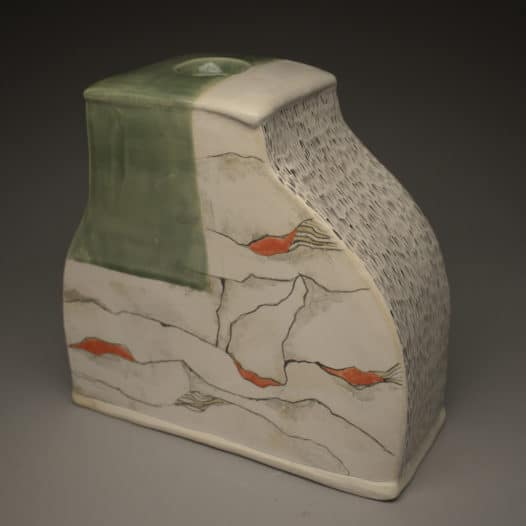 FMU's Kassab Gallery to host abstract painting and ceramic galleries