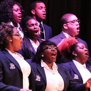YGB Fall Choir Concert @ Chapman Auditorium, McNair Science Building