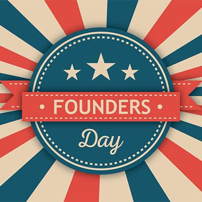 Founders Day Celebration