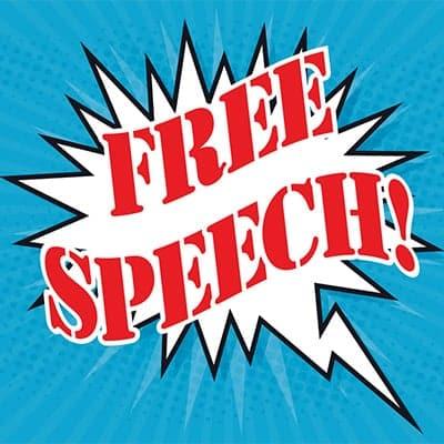 Free Speech Ball Event