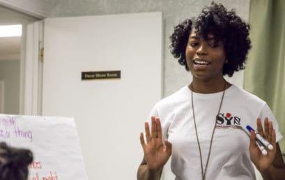 FMU McNair Scholar gives back through tutoring program