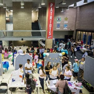 Spring Activities Fair @ UC Commons