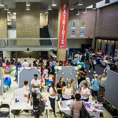Spring Student Activities Fair