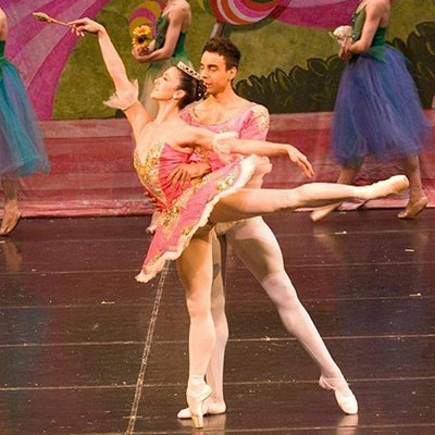 Nutcracker – Columbia City Ballet