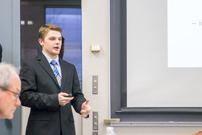 Grants give students in FMU School of Business the tools needed to produce real world industry forecasts