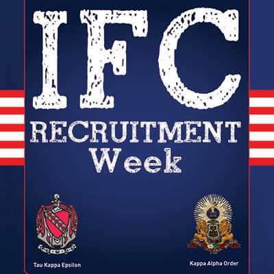 IFC Spring Recruitment