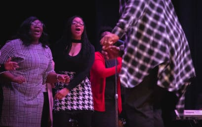 FMU celebrates life of  MLK with march, arts performances
