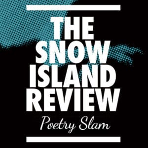Snow Island Review Poetry Slam @ Cauthen Educational Media Center, Lowrimore Auditorium