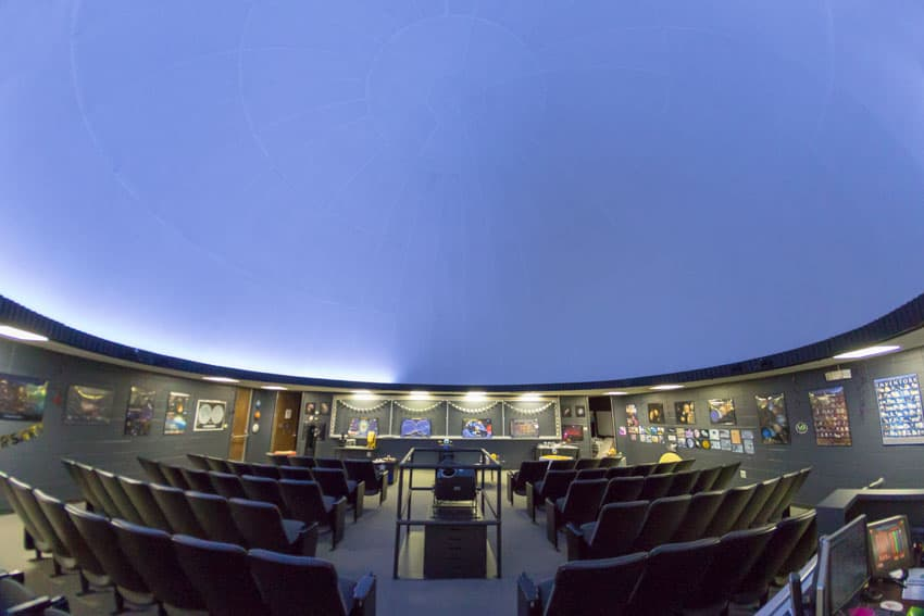 FMU's Dooley Planetarium celebrates 40 years Sunday