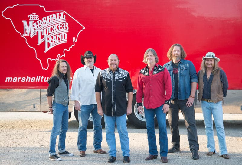 Southern rock legends Marshall Tucker Band to perform at FMU PAC