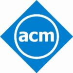 ACM blue logo