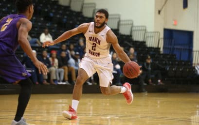 FMU's Browning named Player of the Year, Parker earns All-PBC honors