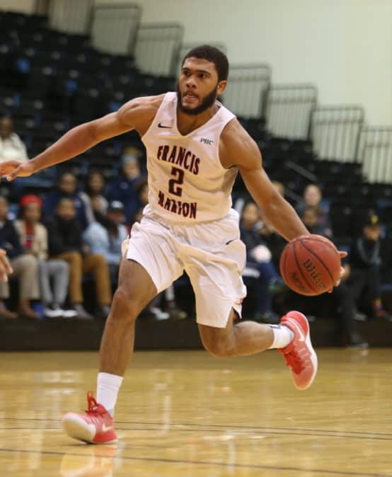 FMU Basketball standout Detrek Browning
