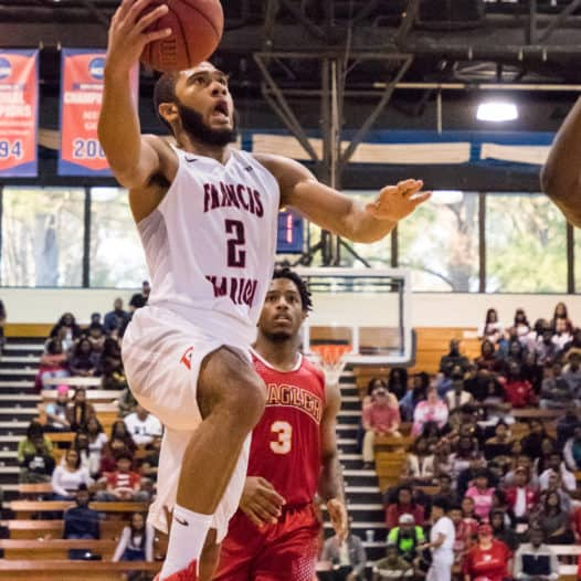 Francis Marion's Browning named All-American