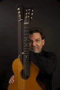 Fine Arts - Visiting Artist Series - Robert  Trent, guitar @ Adele Kassab Recital Hall, Peter D. Hyman Fine Arts Center | Florence | South Carolina | United States