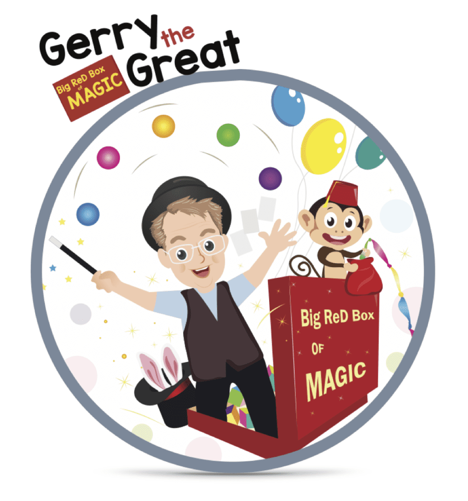 Gerry the Great logo
