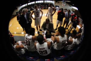 FMU Men's Basketball vs USC Aiken @ Smith University Center gymnasium | Florence | South Carolina | United States