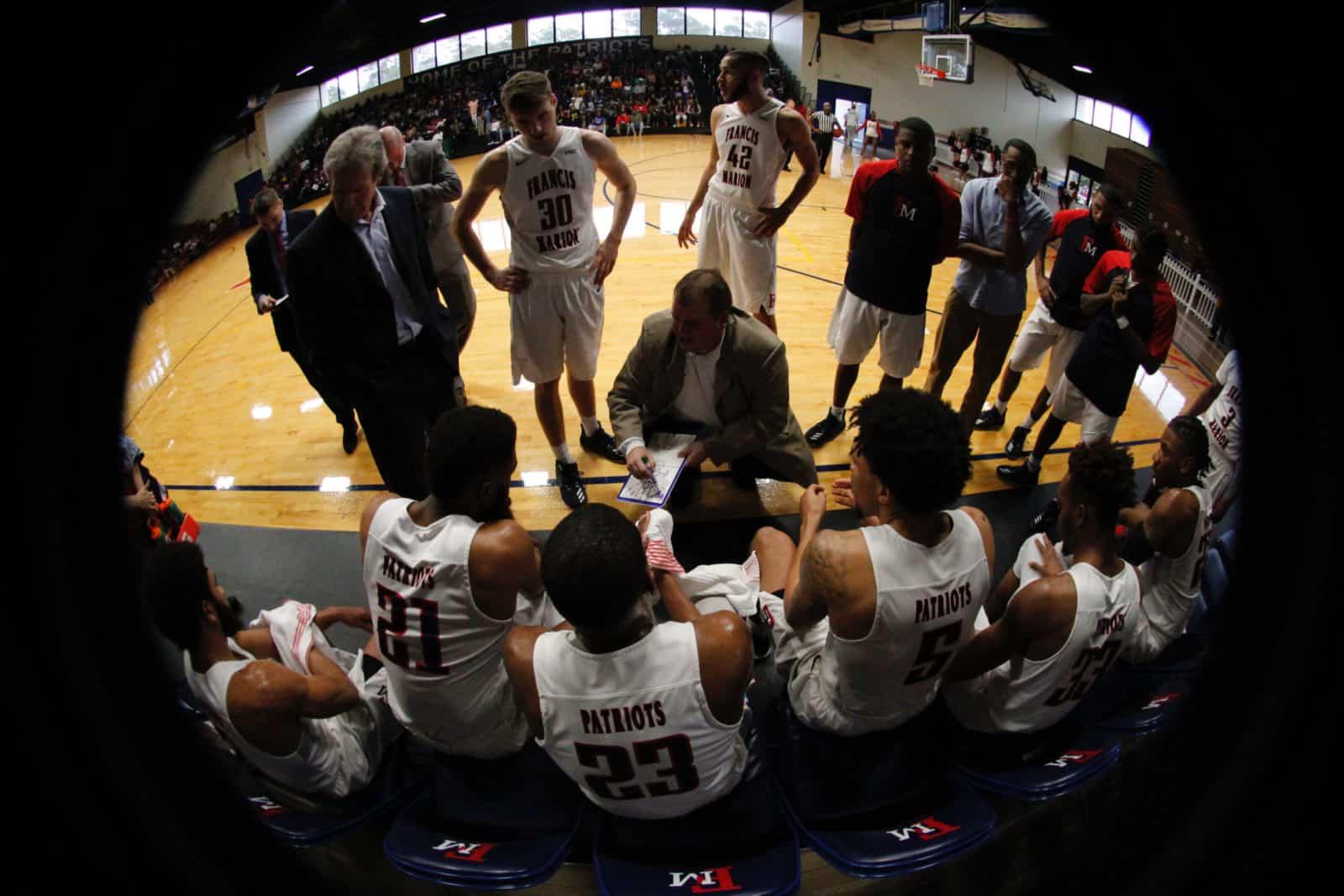 FMU Men's Basketball vs USC Aiken