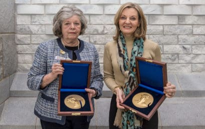 Two Marion Medallions presented by Morning News, FMU