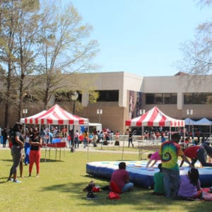 Spring Fest **Canceled** @ University Center Commons