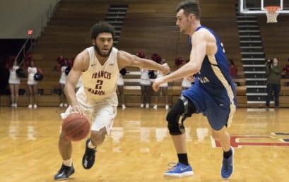 NCAA's a heartbreaker For Francis Marion men