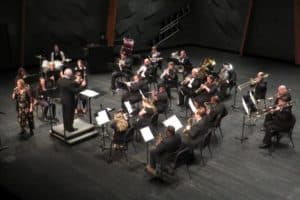 Fine Arts - FMU Concert Band Dr. Terry Roberts, conductor @ FMU Performing Arts Center | Florence | South Carolina | United States