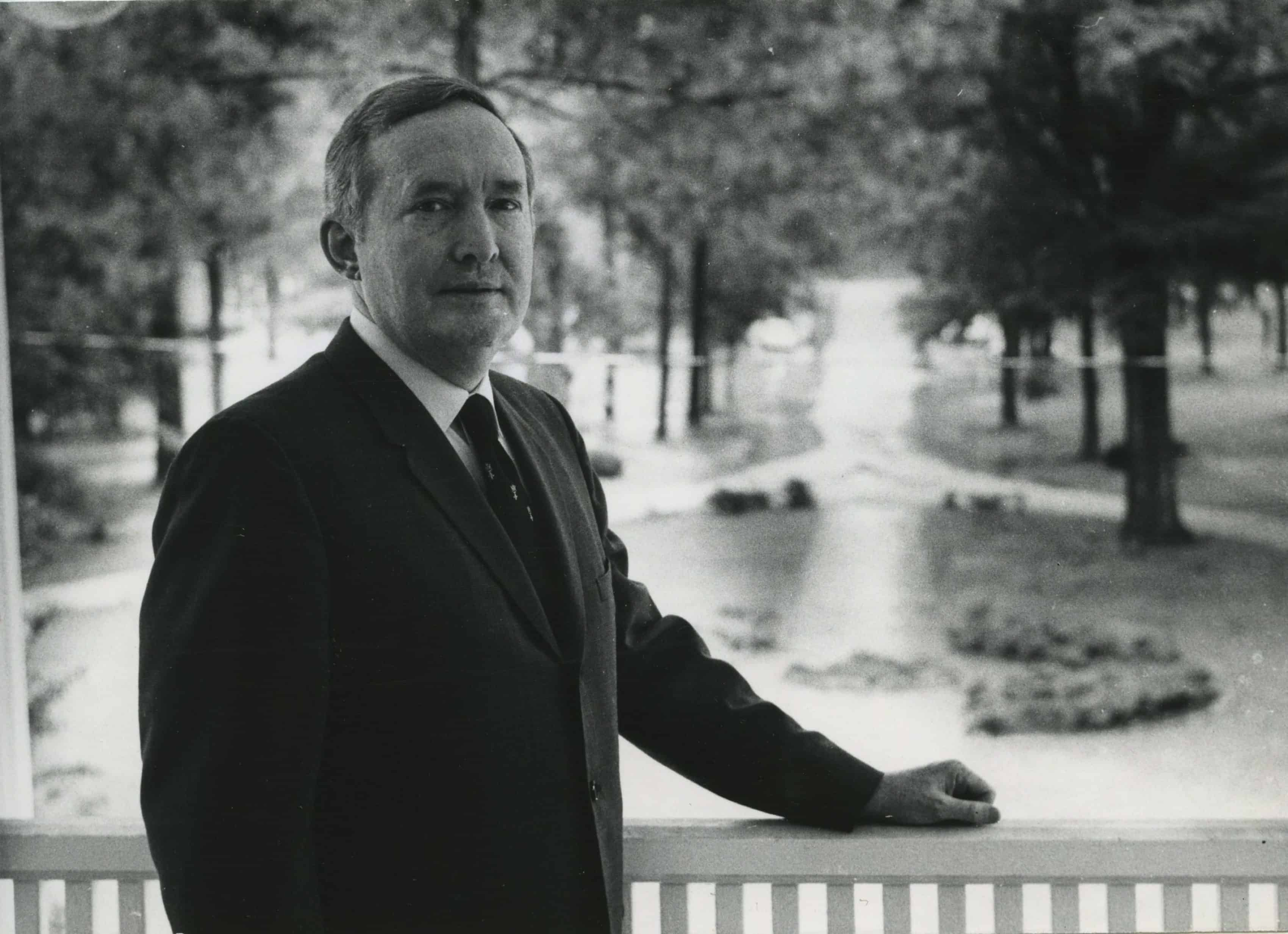 """Dr. Walter D. """"Doug"""" Smith, founding president of Francis Marion University, has passed away"""
