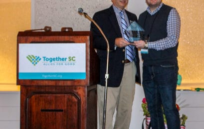 Francis Marion's Non-Profit Leadership Institute presents annual award
